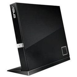 Napęd Blu-ray Asus SBC-06D2X-U (90-DT00205-UA219KZ) Czarna