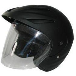 Kask motocyklowy TORQ o1 Otwarty Czarny mat + Zamów z DOSTAWĄ W PONIEDZIAŁEK!