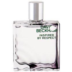 David Beckham Inspired by Respect woda po goleniu 60 ml dla mężczyzn