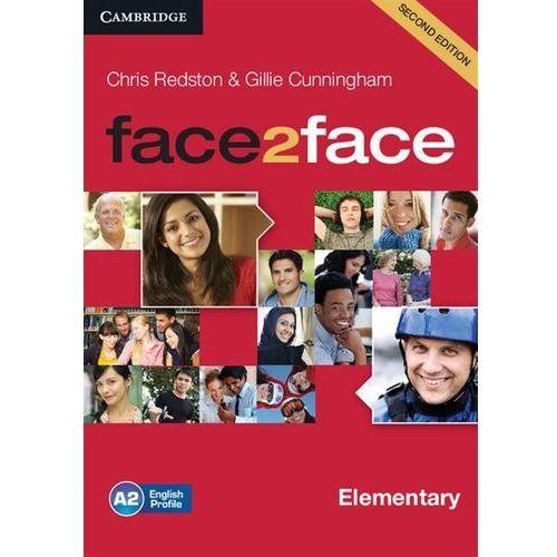Książki do nauki języka, Face2Face elementary Class Audio Cds
