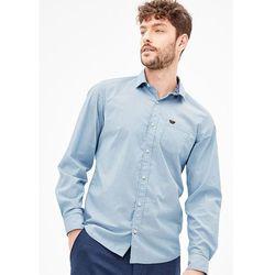 s.Oliver koszula męska L niebieski