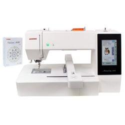 Hafciarka Janome MC500E + GRATISY + program Digitizer MBX + kurier 24h