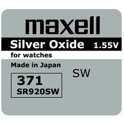bateria srebrowa mini Maxell 371 / 370 / SR 920 SW / G6