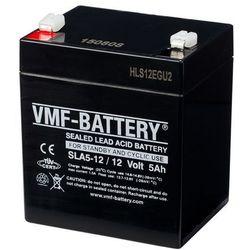 VMF AGM Akumulator 12 V 5 Ah SLA5-12 Darmowa wysyłka i zwroty
