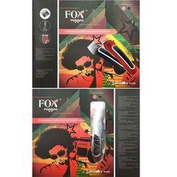 Fox Reggae, bezprzewodowy trymer do włosów i brody