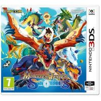 Gry na Nintendo 3DS, Gra 3DS Monster Hunter Stories