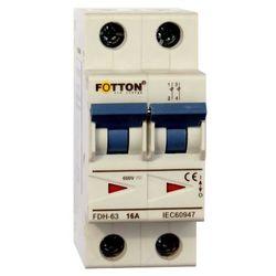 Rozłącznik FOTTON FDH-63 63A 2P 600V DC