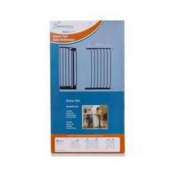 Rozszerzenie bramki zabezpieczającej DREAMBABY PCR843B 54/100 cm Czarny + DARMOWY TRANSPORT!