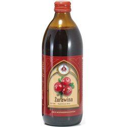Bonifratrzy - sok z żurawiny 500ml