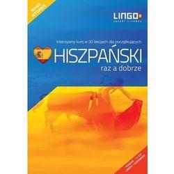 Hiszpański raz a dobrze. książka, cd, ebook, audiobook - małgorzata szczepanik