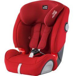 BRITAX RÖMER Fotelik samochodowy Evolva 123 SL SICT Flame Red - BEZPŁATNY ODBIÓR: WROCŁAW!