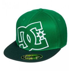 DC Shoes YA HEARD Czapka z daszkiem celtic green