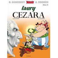 Komiksy, ASTERIX I OBELIX LAURY CEZARA (opr. broszurowa)