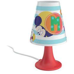 Philips 71795/30/16 - Lampa stołowa dla dzieci DISNEY MICKEY MOUSE LED/2,3W/230V