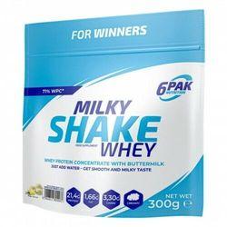 6PAK MILK SHAKE WHEY 300G HONEY-SESAM