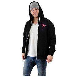 bluza SNOWBITCH - Flag Zip Black (BLACK) rozmiar: M