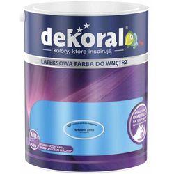Farba Lateksowa Akrylit W Kolor Turkusowa Głębia 2.5l Dekoral