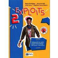 Książki do nauki języka, Exploits 2 podręcznik pwn - praca zbiorowa (opr. broszurowa)