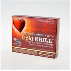 Olimp Gold KRILL kapsułki miękkie, 30 szt.
