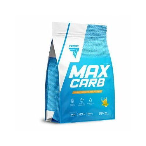 Odżywki węglowodanowe, TREC Max Carb 1000g Cytryna