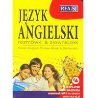 Książki do nauki języka, Język angielski. Rozmówki i słowniczek (opr. miękka)