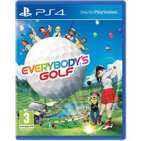 Gry PS4, Everybody's Golf (PS4)