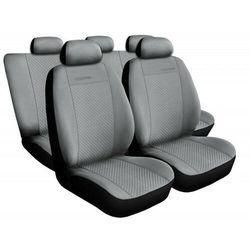 Pokrowce samochodowe na fotele Auto-Dekor Prestige szare