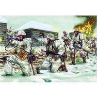 Figurki i postacie, ITALERI WWII German Infantry in Winter