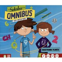 Gry dla dzieci, Szkolny Omnibus. Gra edukacyjna