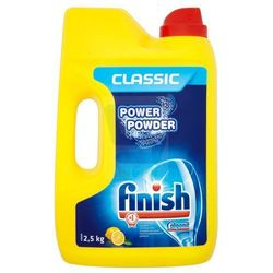 Proszek FINISH Proszek do zmywarek cytrynowy 2.5 kg