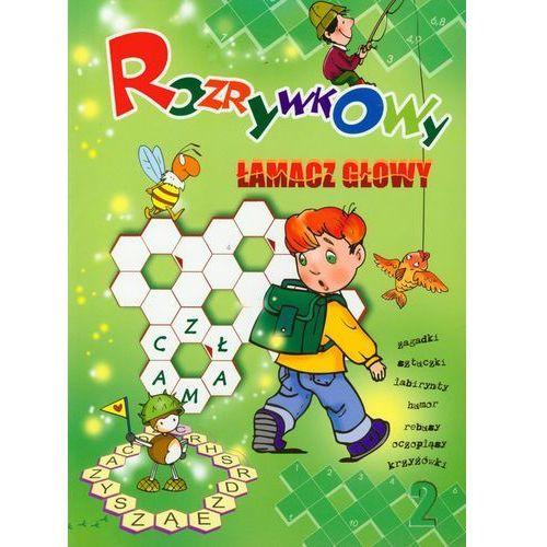 Książki dla dzieci, Rozrywkowy łamacz głowy 2 (opr. broszurowa)