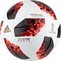 Piłka nożna, Piłka nożna adidas Telstar 18 Mechta WC CW4683 r.5