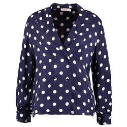 Finery London PERHAM POLKA DOT VINTAGE BLOUSE Koszula dark blue