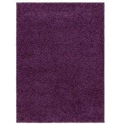 Dywan LUMINI fioletowy 200 x 280 cm wys. runa 40 mm INSPIRE