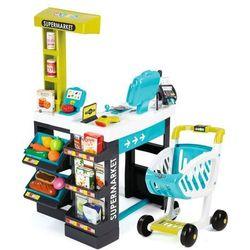 Smoby Supermarket niebieski 350206