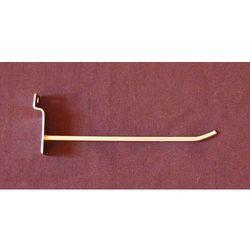 """Zawieszka metalowa na panel typu """"space wall"""" dł. 15cm, cienka - chromowana"""