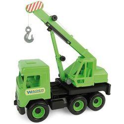 Middle Truck Dźwig zielony w kartonie