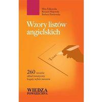 Książki do nauki języka, Wzory listów angielskich w.2012 WP - M.Falkowska, R.Majewski, B.Pawłowska (opr. broszurowa)