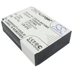Kodak PIXPRO S1 / LB-070 1150mAh 8.51Wh Li-Ion 7.4V (Cameron Sino)