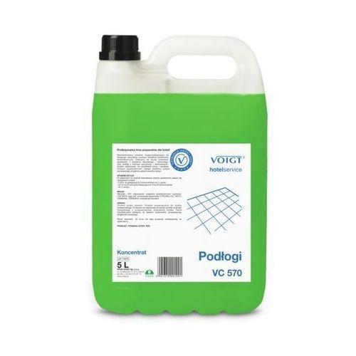 Płyny do czyszczenia podłóg, Voigt PODŁOGI VC 570 - Płyn do mycia podłóg