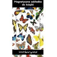 Pozostałe artykuły szkolne, Zakładka magnetyczna - Motyle 2