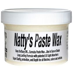 Poorboy's - Natty's Paste Wax White 235ml