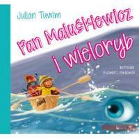 Książki dla dzieci, PAN MALUŚKIEWICZ I WIELORYB TW (opr. twarda)