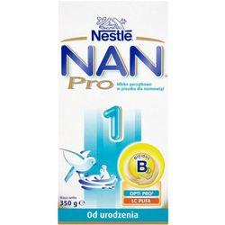 Mleko NAN Pro 1 od urodzenia prosz. - 350 g