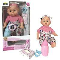 Lalki dla dzieci, Lalka Agusia na baterie (02738). od 3 lat