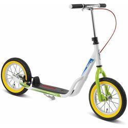 Puky R 07 L Hulajnoga Dzieci zielony/biały 2018 Rowery dla dzieci i młodzieży Przy złożeniu zamówienia do godziny 16 ( od Pon. do Pt., wszystkie metody płatności z wyjątkiem przelewu bankowego), wysyłka odbędzie się tego samego dnia.