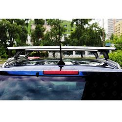 Bagażnik bazowy na dach Cruz 935-535 AIRO X128 BMW X4 F26 od 2014 (relingi zintegrowane)