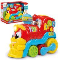 Interaktywne dla niemowląt, Interaktywana lokomotywa - DARMOWA DOSTAWA OD 199 ZŁ!!!