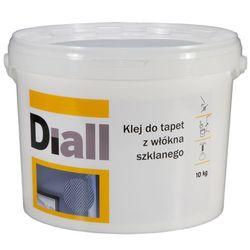 Klej do włókna szklanego Diall 10 kg