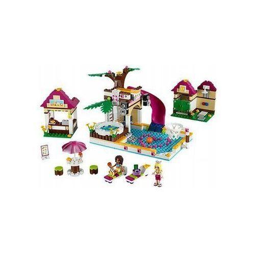 Klocki dla dzieci, Lego FRIENDS Basen w heartlake 41008 wyprzedaż
